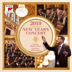 NEW YEAR'S CONCERT 2019 (3LP)