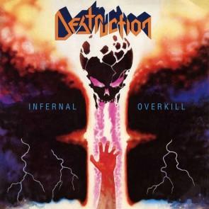 INFERNAL OVERKILL CD