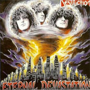 ETERNAL DEVASTATION CD