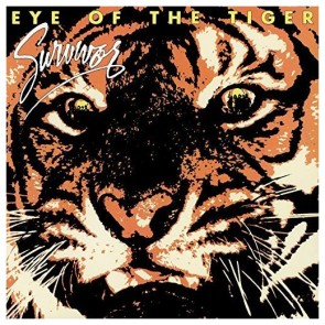 EYE OF THE TIGER CD