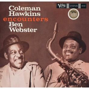 COLEMAN HAWKINS ENCOUNTERS LP