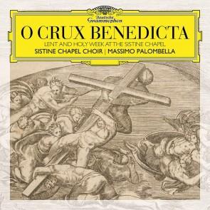 O CRUX BENEDICTA CD