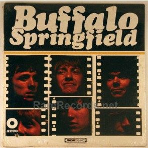 BUFFALO SPRINGFIELD (LP MONO)