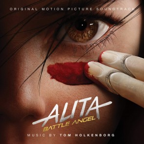 ALITA: BATTLE ANGEL CD