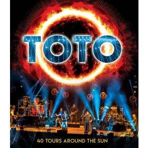 40 TOURS AROUND THE SUN DVD