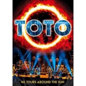 40 TOURS AROUND THE SUN BD