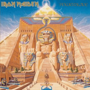 POWERSLAVE CD