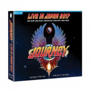ESCAPE & FRONTIERS: LIVE IN JAPAN 2CD+BD