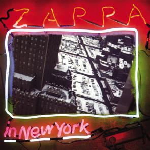 ZAPPA IN NEW YORK 5CD