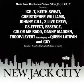 NEW JACK CITY OST (RSD2019)