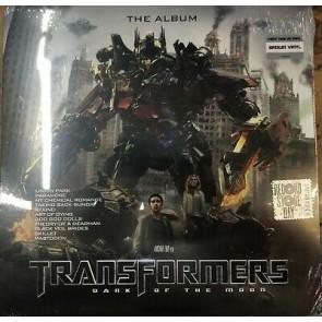 TRANSFORMERS: DARK OF THE MOON OST (RSD2019)
