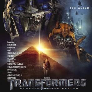TRANSFORMERS: REVENGE OF THE FALLEN - THE ALBUM OST (RSD2019)