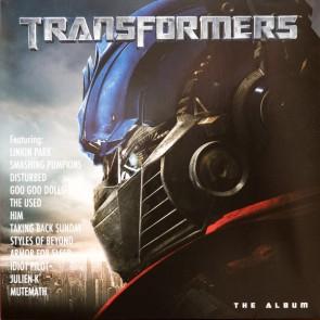 TRANSFORMERS: THE ALBUM OST (RSD2019)
