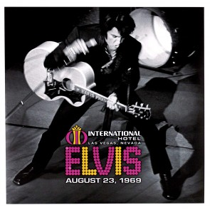 LIVE AT THE INTERNATIONAL HOTEL, LAS VEGAS, NV AUGUST 23, 1969 (2LP) (RSD2019)