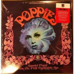 POPPIES: ASSORTED FINERY FROM THE FIRST PSYCHEDELIC AGE CD