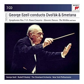 GEORGE SZELL CONDUCTS DVORAK AND SMETANA (7CD)