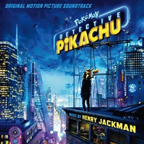 POKEMON DETECTIVE PIKACHU (CD)