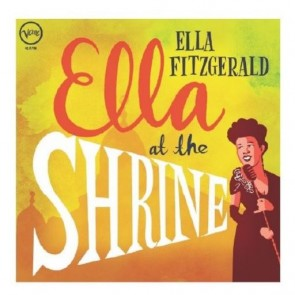 ELLA AT THE SHRINE LP