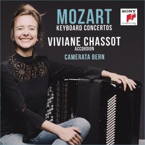 MOZART: PIANO CONCERTOS NOS. 11, 15 & 27 (PERFORMED ON ACCORDION) (CD)