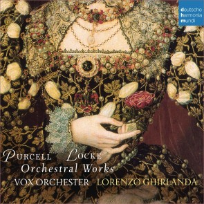 PURCELL & LOCKE: ORCHESTRAL WORKS (CD)
