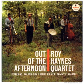 OUT OF THE AFTERNOON LP