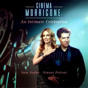 CINEMA MORRICONE - AN INTIMATE CELEBRATION (2CD)