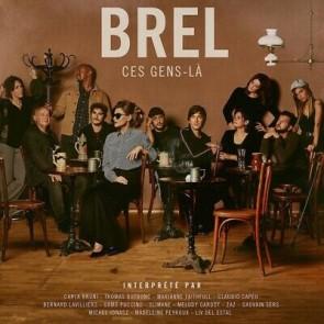 BREL - CES GENS-LA CD