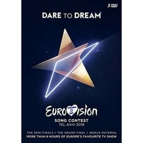 EUROVISION TEL AVIV 2019 3DVD