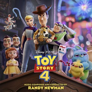 TOY STORY 4 (CD)