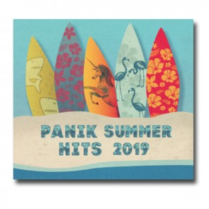 PANIK SUMMER HITS 2019 2CD