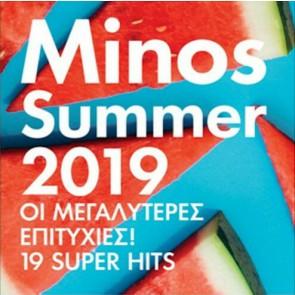 MINOS SUMMER 2019 CD