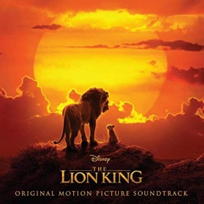 THE LION KING CD