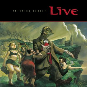 THROWING COPPER CD