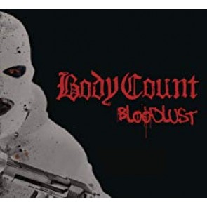 BLOODLUST CD