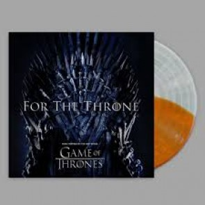FOR THE THRONE (MUSIC INSPIRED BY THE GAME OF THRONES) COLOUR LP