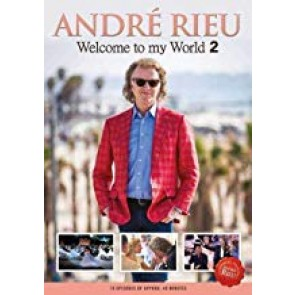 WELCOME TO MY WORLD 2 (3DVD)