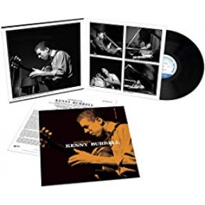 INTRODUCING KENNY BURRELL LP