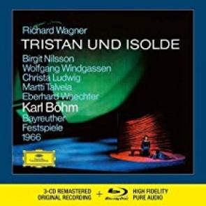 WAGNER:TRISTAN UND ISOLDE 4CD