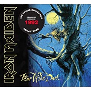 FEAR OF THE DARK CD
