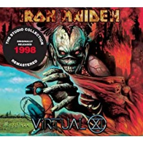 VIRTUAL XI CD