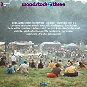 WOODSTOCK III (3 LP LIMITED PURPLE & GOLD (HALF & HALF))