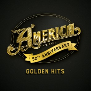 AMERICA 50: GOLDEN HITS CD