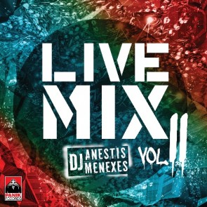 LIVE MIX BY ANESTIS MENEXES VOL.II CD