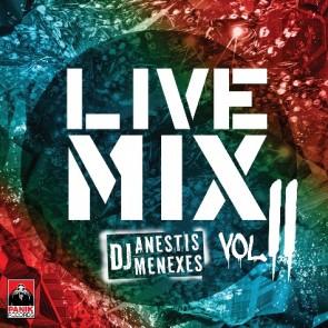 LIVE MIX BY ANESTIS MENEXES VOL.II CD