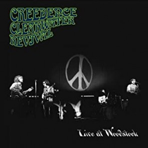 LIVE AT WOODSTOCK CD