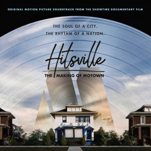 HITSVILLE: THE MAKING OF MOTOWN CD