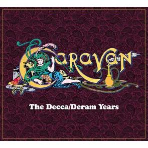 THE DECCA / DERAM YEARS (9CD)