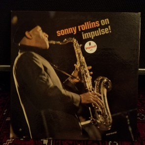 SONNY ROLLINS - ON IMPULSE LP