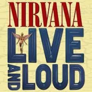 LIVE AND LOUD 2LP