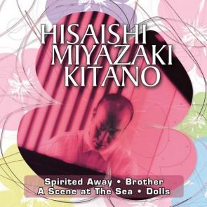 HISAISHI / MIYAZAKI /KITANO CD